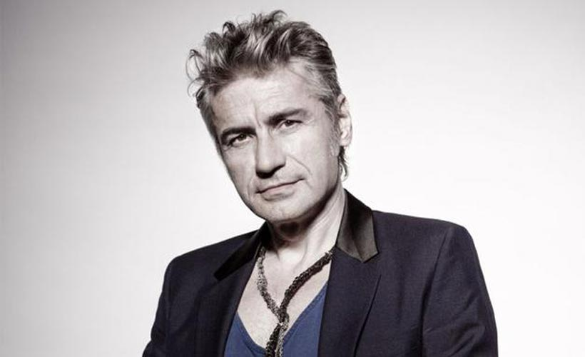 Luciano Ligabue in un video dopo l'intervento