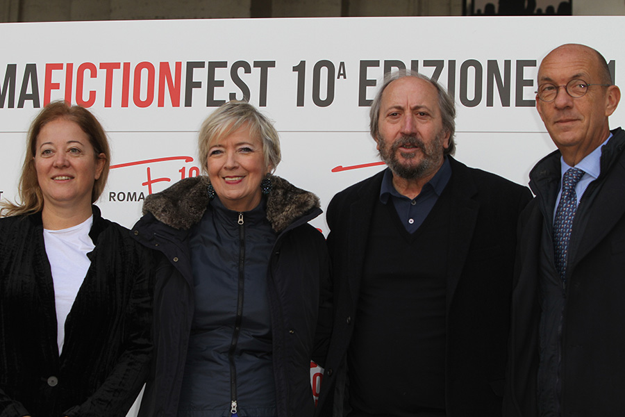 Roma Fiction Fest (Foto Paolo Pizzi)