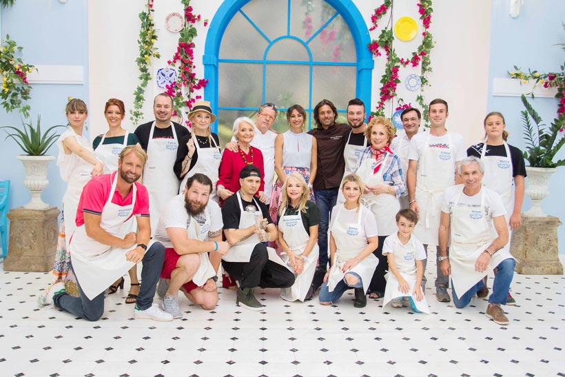 Emma Marrone e Antonino Spadaccino vincono Bake Off Celebrity