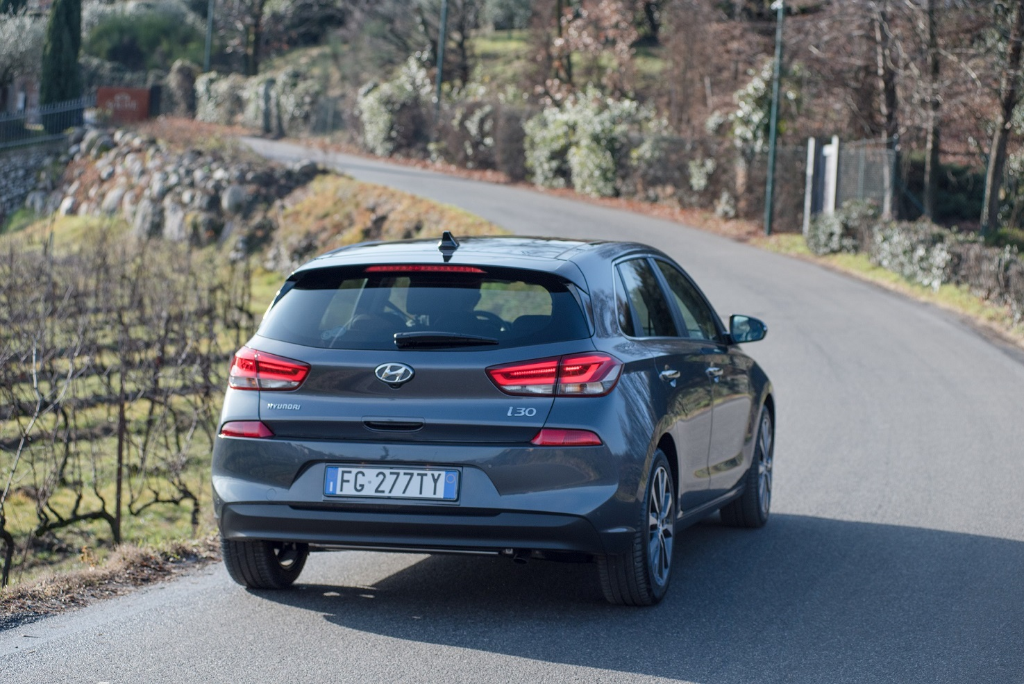 New Generation i30_Rear