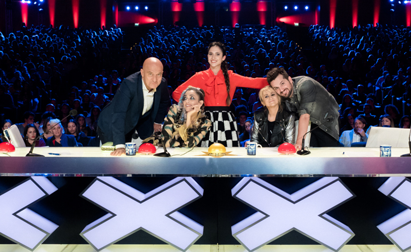 TV8 PRESENTA LA FINALE LIVE DI ITALIA'S GOT TALENT IN DIRETTA DA MILANO