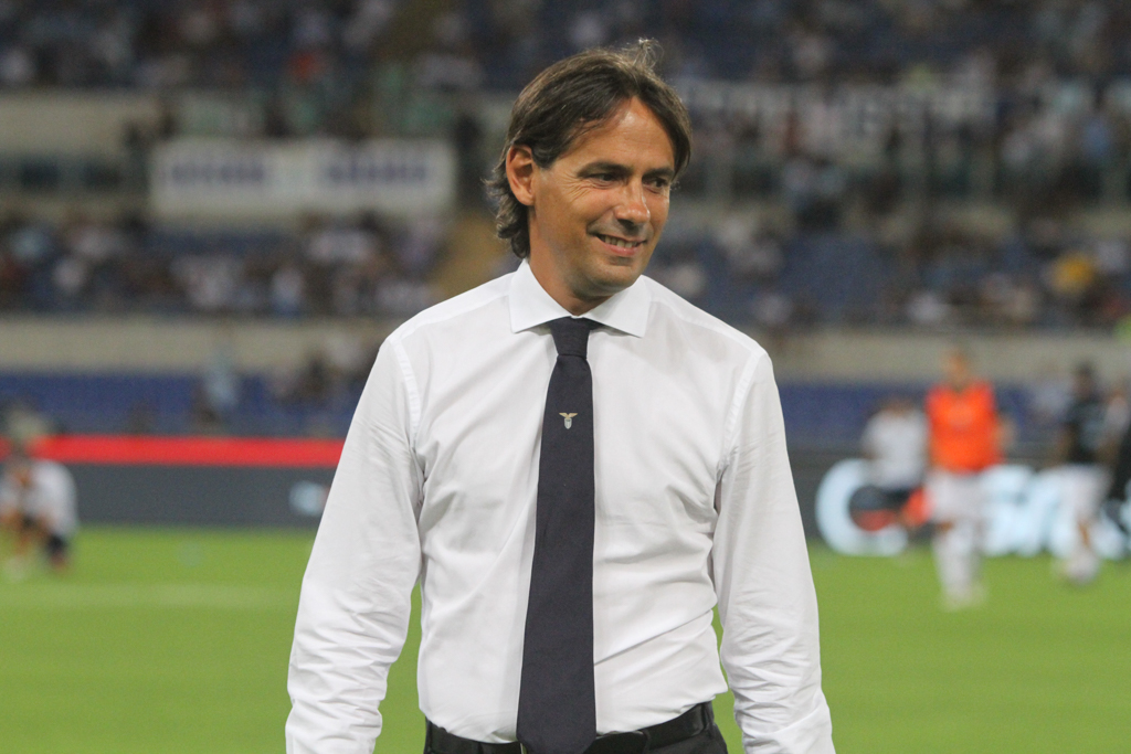 Simone Inzaghi (Foto Paolo Pizzi)